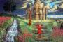 Святилище на берегу реки РА