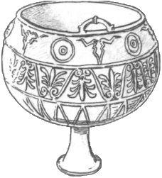 Бронзовый котел. Причерноморье 3 тыс. до н. э.