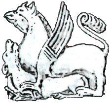 Каменный рельеф (собор в г. Владимире)