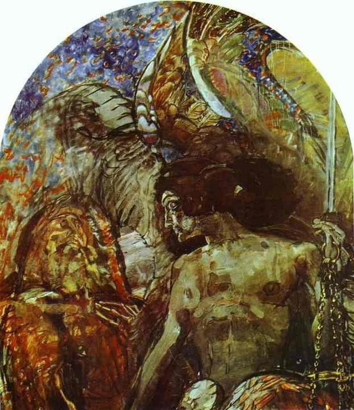 М. А. Врубель. Пророк