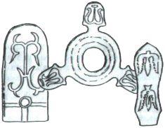 Наборы поясные. VIII–XI вв.
