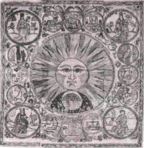 Солнце и знаки Зодиака