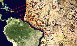 Математический аппарат картографов