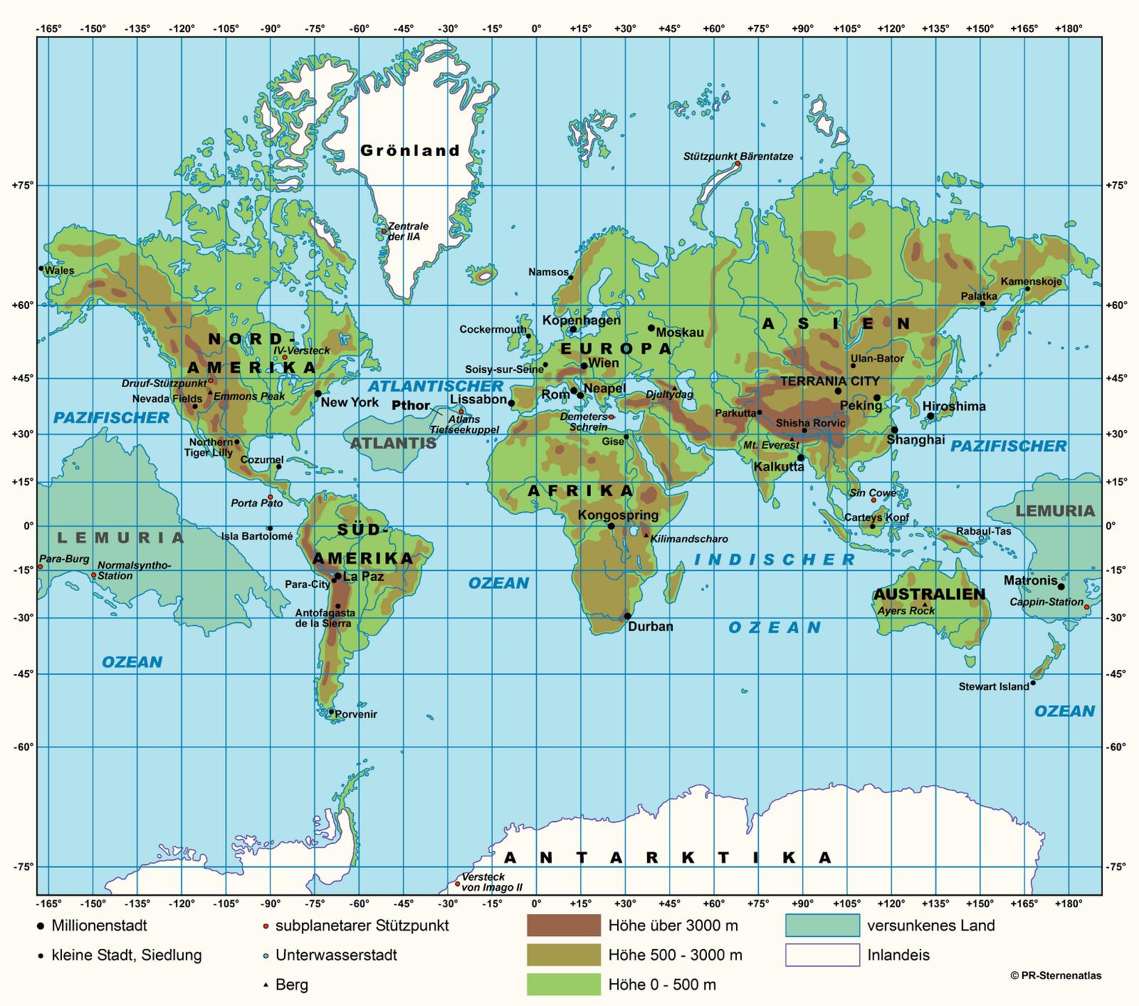 Лемурия - исчезнувшая цивилизация
