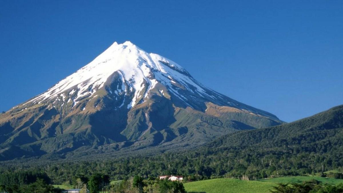 Древняя гора Нагорная