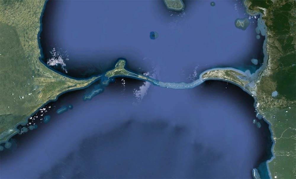 Невероятный мост Рамы - технологии древних?